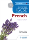 Image for Cambridge IGCSE (R) French Teacher's CD-ROM Second Edition