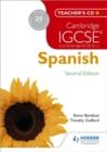 Image for Cambridge IGCSE (R) Spanish Teacher's CD-ROM Second Edition