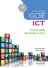 Image for Cambridge IGCSE ICT study and revision guide