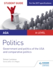 Image for AQA A-level politics.: (Government and politics of the USA and comparative politics) : Student guide 4,