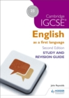 Image for EnglishCambridge IGCSE,: First language study and revision guide