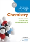 Image for Cambridge IGCSE chemistry: Study and revision guide