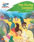 Image for The diving contest.
