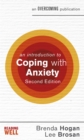 Image for An introduction to coping with anxiety