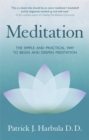 Image for Meditation  : the simple and practical way to begin and deepen meditation