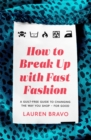 Image for How to break up with fast fashion