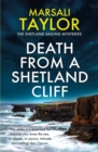 Image for Death on a Shetland cliff