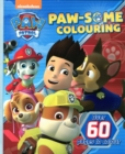 Image for Nickelodeon Paw Patrol Paw-Some Colouring