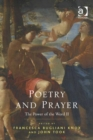 Image for Poetry and prayer: the power of the word II
