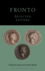 Image for Fronto: selected letters