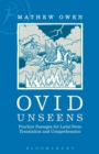 Image for Ovid unseens  : practice passages for Latin verse translation and comprehension