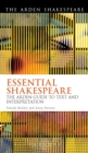 Image for Essential Shakespeare  : the Arden guide to text and interpretation