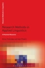 Image for Research methods in applied linguistics: a practical resource