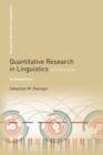 Image for Quantitative research in linguistics: an introduction