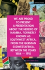 Image for We are proud to present a presentation about the Herero of Namibia, formerly known as Southwest Africa, from the German Sudwestafrika, between the years 1884-1915