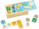 Image for PETER RABBIT DOMINOES