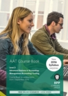 Image for AAT Management Accounting Costing : Coursebook