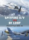 Image for Spitfire II/V vs Bf 109F  : Channel Front 1940-42