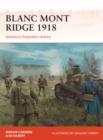 Image for Blanc Mont Ridge 1918: America's Forgotten Victory : 323