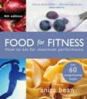 Image for Food for fitness  : how to eat for maximum performance