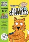 Image for Let's do spelling8-9