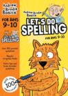 Image for Let's do spelling9-10