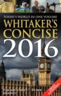 Image for Whitaker's concise 2016