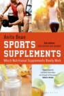 Image for Sports supplements  : which nutritional supplements really work