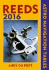 Image for Reeds astro-navigation tables 2016