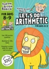 Image for Let's do Arithmetic 8-9
