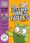 Image for Let's do times tables.: (6-7)
