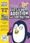 Image for Let's do Addition and Subtraction 5-6