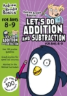 Image for Let's do addition and subtraction 8-9