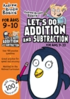 Image for Let's do Addition and Subtraction 9-10