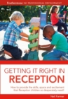 Image for Getting it right in reception