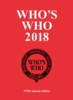 Image for Who's who 2018  : an annual biographical dictionary