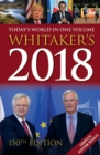 Image for Whitaker's 2018  : an almanack for the year of our lord 2018