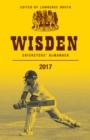 Image for Wisden cricketers' almanack 2017