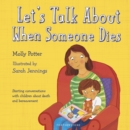 Image for Let's talk about when someone dies