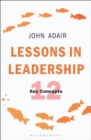 Image for Lessons in Leadership: 12 Key Concepts