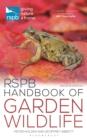 Image for RSPB handbook of garden wildlife