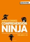Image for Comprehension ninja for ages 10-11