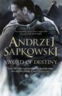 Image for Sword of destiny