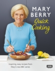 Image for Mary berry's quick cooking