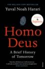Image for Homo deus: a brief history of tomorrow