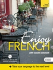 Image for Enjoy intermediate French