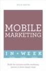 Image for Mobile marketing in a week