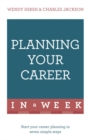 Image for Planning your career in a week