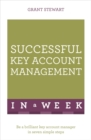 Image for Successful key account management in a week