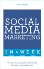 Image for Social media marketing in a week